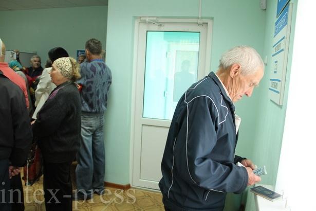 На фоне кризиса в сентябре пенсионеры и бюджетники получили от государства 500 тысяч «овощных»