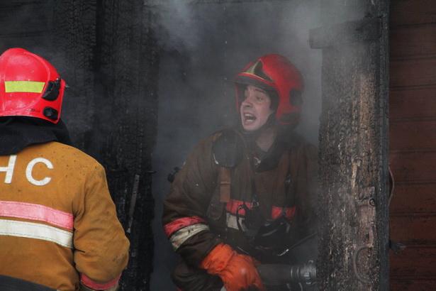 В экстремальных условиях спасатели показали свой профессионализм