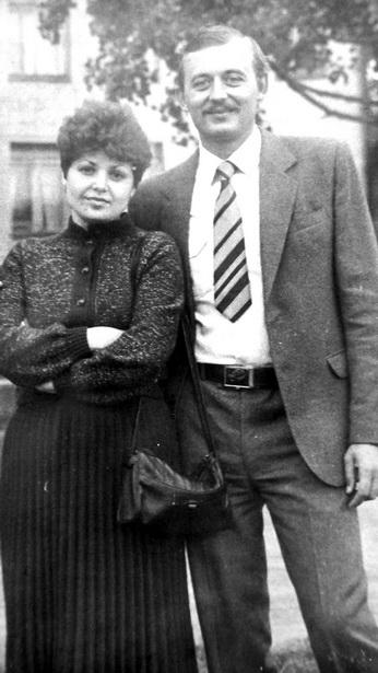 Последняя совместная фотография супругов Ковтун