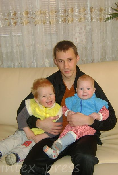 Андрей Березин: «Дети от меня не отходят – привыкли ко мне больше, чем к маме»