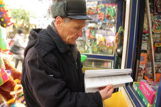 Барановичский предприниматель Николай Черноус уже не первый год борется за права ипэшников города. Фото: архив Intex-press
