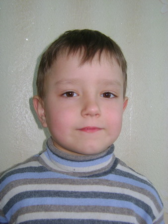 Кирилл Паричук,  6 лет