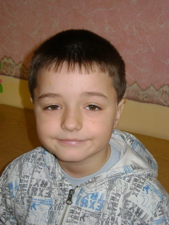 Даник Юдик,  6 лет