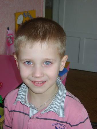 Савелий Варлахин,  6 лет