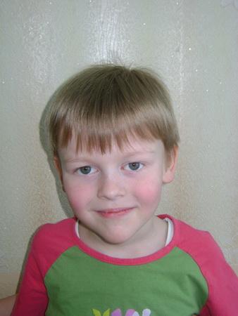 Даник Махнач,  5 лет