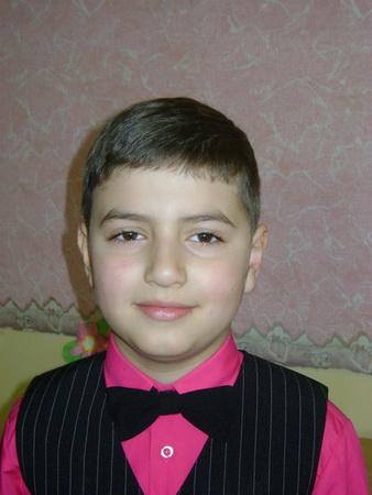Валентин Мазура, 6 лет