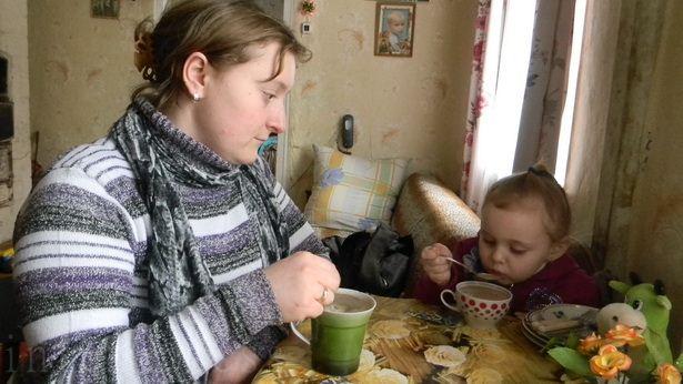 Самое горькое для Натальи – осознавать, что ее дети живут в неблагоприятных условиях