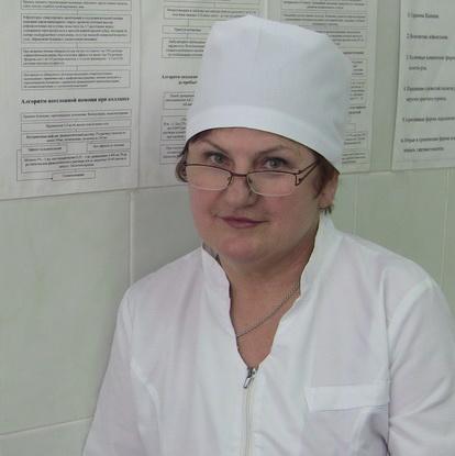 Тамара Кустинская