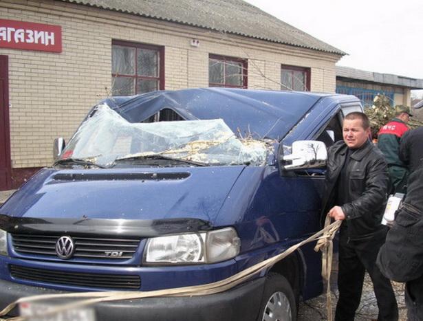 Основной вопрос, который волнует владельца авто, – кто будет возмещать ущерб