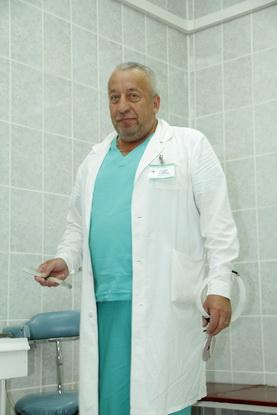 Иван Скопец почти 30 лет посвятил барановичской медицине
