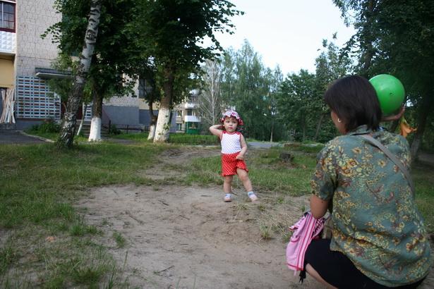 Найти забаву для ребенка во дворе стало затруднительно