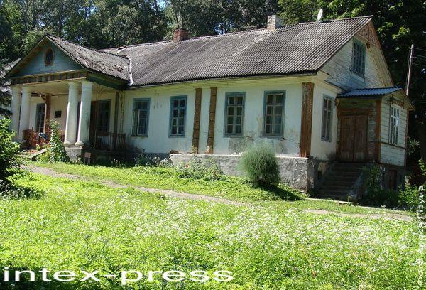 Сядзібавы дом Раецкіх у Райцы