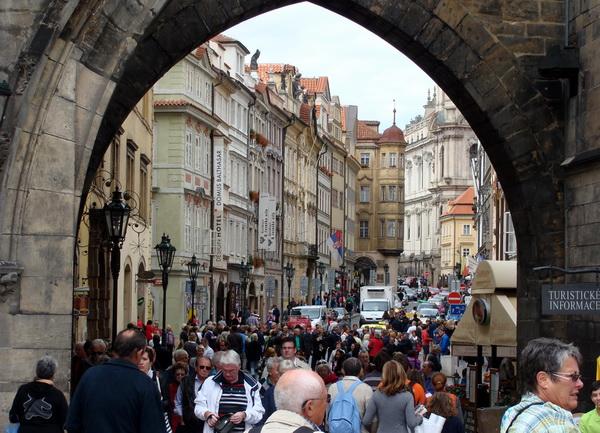 Горад-мурашнік Прага  --  фота Алеся Гізуна