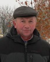 Олег, машинист экскаватора