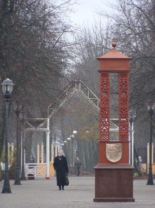 Новый памятный знак – часть проекта реконструкции   ул. Советской
