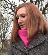 Яна Конышева, студентка БарГУ, 5 курс
