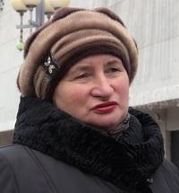 Ефросинья Ивановна, пенсионерка