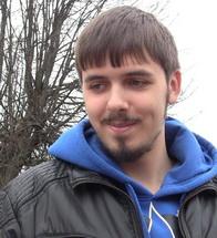 Кирилл Бадашов,  3-курсник колледжа легкой промышленности