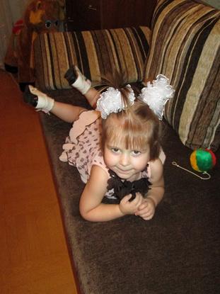 Ксения, 2,5 года: