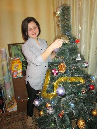 Юлия Лизяева, студентка