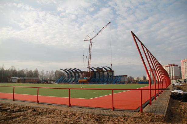 Стадион для хоккея на траве – один из самых долгожданных спортивных объектов в Барановичах