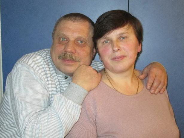 Елена и Юрий Рахмановы
