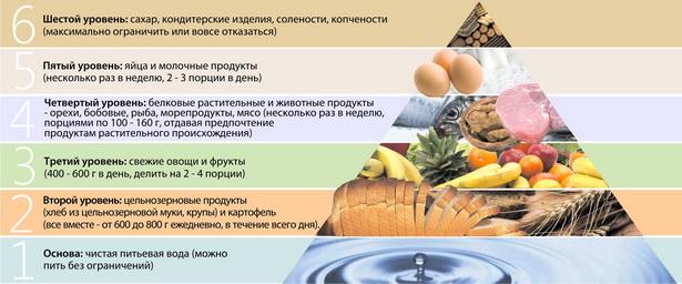 Что и сколько есть, чтобы быть здоровым