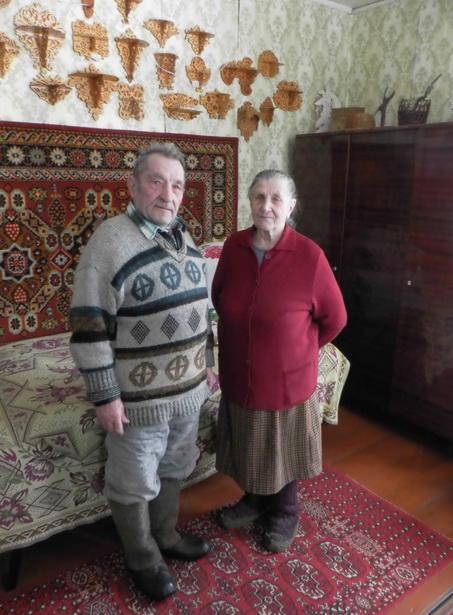Алексей Петрович и Софья Константиновна Щербацевичи