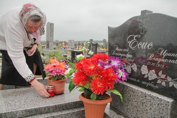 Жыхары  Баранавіч  14  мая  ушанавалі  памяць  сваіх  продкаў  на  могілках  у  Русіно