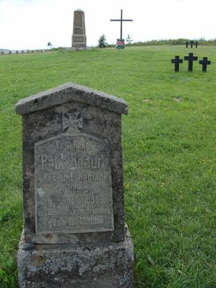 Нямецкія могілкі Першай сусветнай вайны