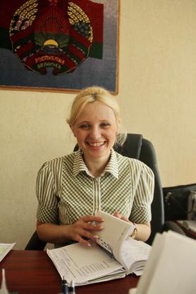 Наталья  Дудик, несмотря на все трудности, любит свою фабрику