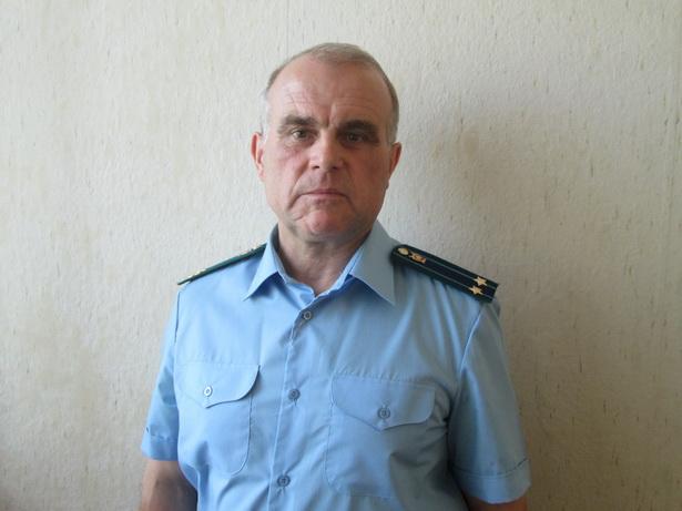 Петр Новицкий, заместитель Барановичского межрайонного прокурора