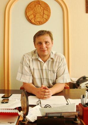Антикризисный управляющий ОАО «Комбинат пищевых продуктов» Игорь Талашкевич