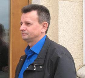 Григорий Грик, активист из Барановичей