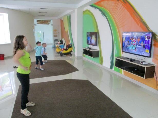 Центр развлечений для детей. Барановичи. Фото: Татьяна Некрашевич
