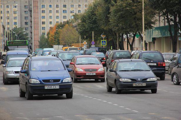 Улица Ленина, Барановичи. Фото Александр ТРИПУТЬКО