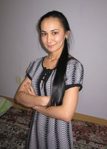 Ширин Джумаева. Фото автора