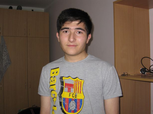 Батыр Зарипов. Фото автора