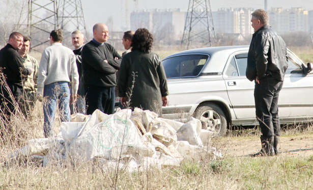 Субботник. 2012