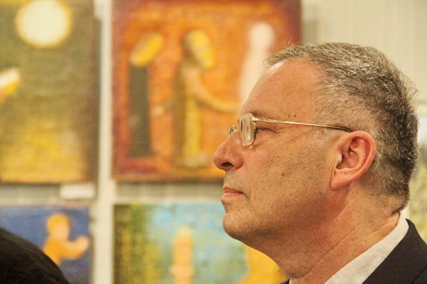 Минский художник Матвей Басов