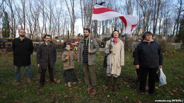 Фото  с Facebook Алексея Шэина, svaboda.org
