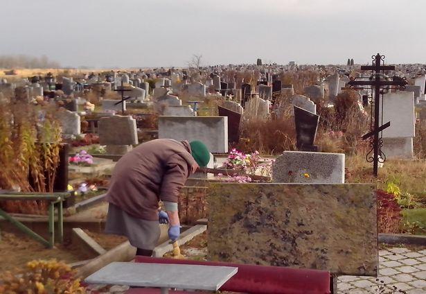 Русіноўскія могілкі напярэдадні Дзядоў
