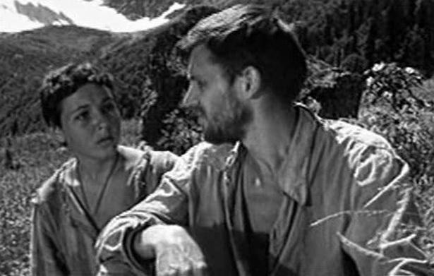 «Альпийская баллада» (реж. Б.Степанов 1966 г.)