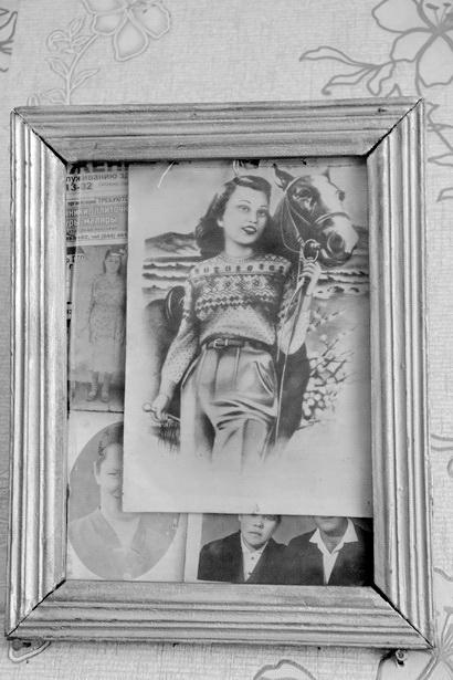 Фотокарточка Ядвиги Заборовской – одной из подопечных Екатерины Печеричной