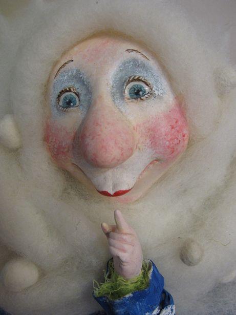 Открытие выставки авторских кукол НАСЛАЖДЕНИЕ ДЛЯ ДУШИ. Фото Ольга Широкоступ