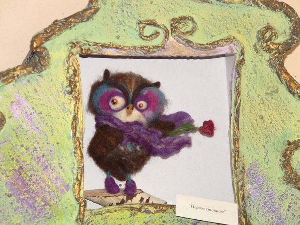 Открытие выставки авторских кукол НАСЛАЖДЕНИЕ ДЛЯ ДУШИ. Фото Александр Трипутько