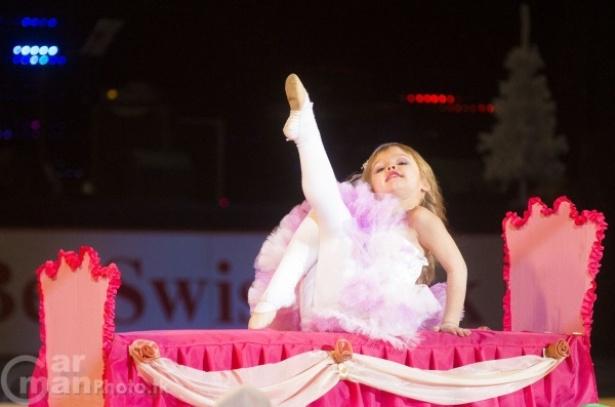 Софья Рудая с номером «Принцесса на горошине». Фото с сайта http://carmanphoto.tk/blog/149-babycup-2013