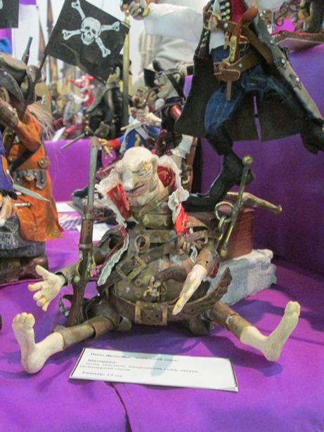 Коллекционные куклы Сергея Дроздова. Фото Татьяна Некрашевич.