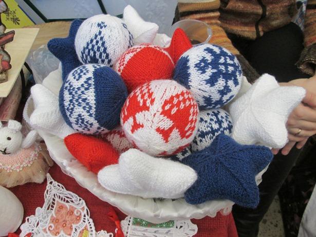 Елочные шары. Фото Татьяна Некрашевич.