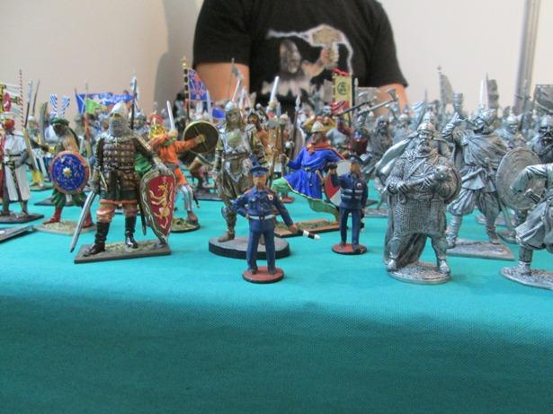 Коллекционные солдатики.Фото Татьяна Некрашевич.